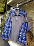 Combat shirt, Flanel Blue - Invader Gear