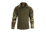 Combat shirt, Woodland - Invader Gear